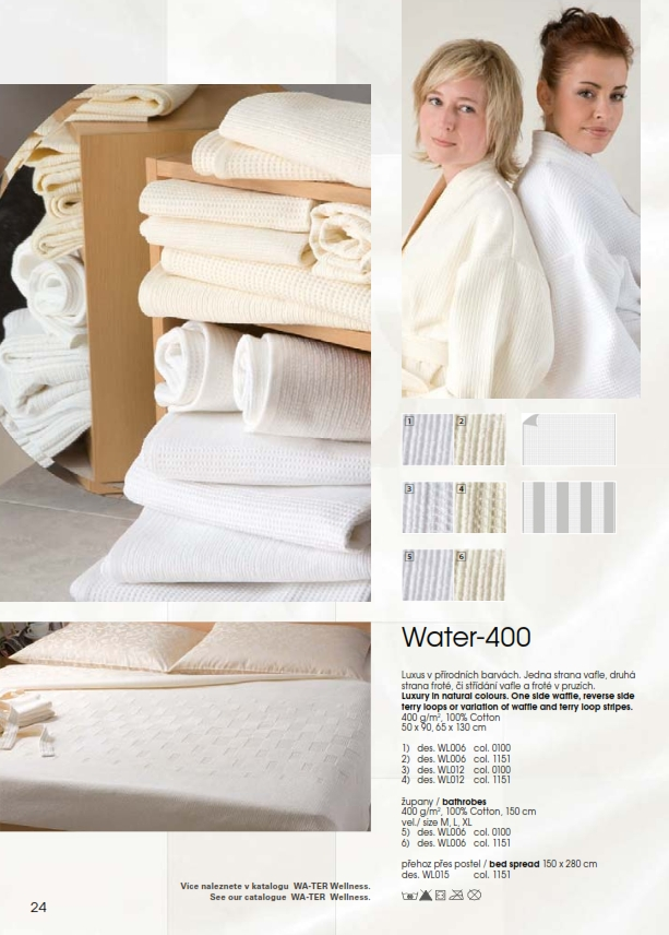 WaterLuxury Line